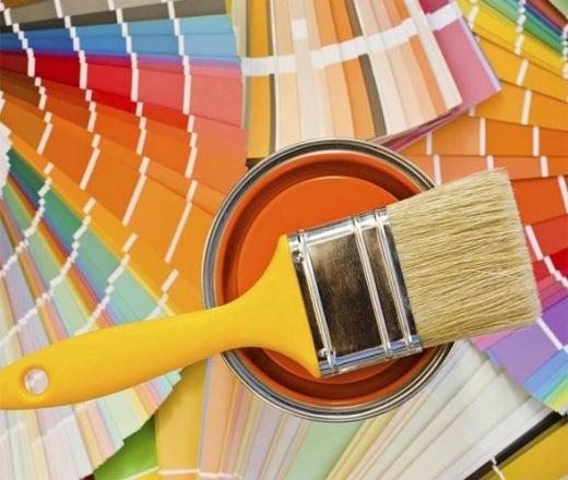 Colorificio del negozio Ag Ambrosini
