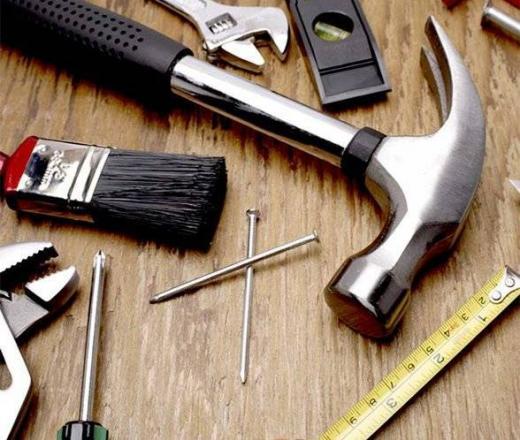 Utensili e attrezzi per la ferramenta
