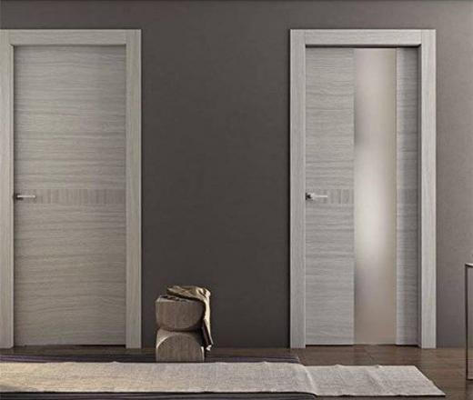 Le porte e le rifiniture per la casa di Ag Ambrosini